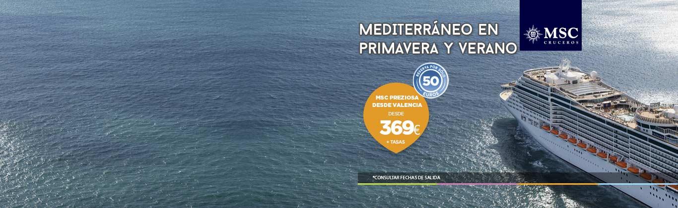 mediterraneo primavera-verano