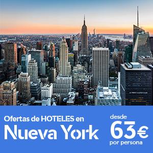 Ofertas Hoteles Nueva York