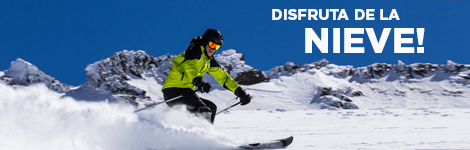 Ofertas viajes esquí