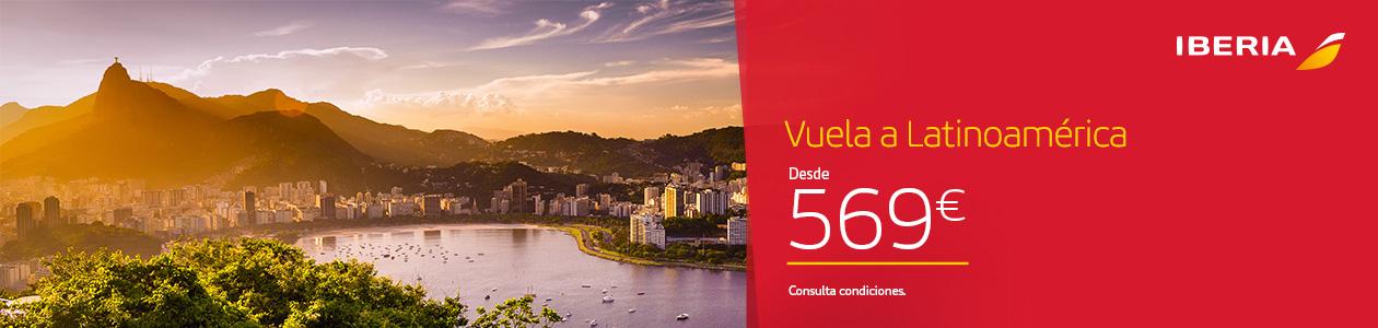 Iberia Promo Latinoamérica