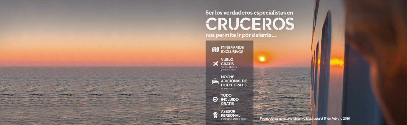 campana cruceros 2016