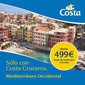 7 - Costa Cruceros