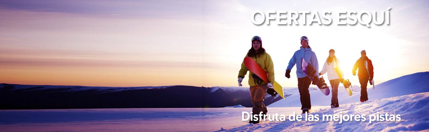 Ofertas Esqui 2016