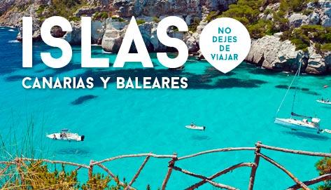 Ofertas de viajes a islas baleares y canarias - Baleares y canarias ...
