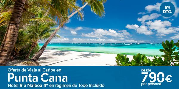 8 - Oferta Caribe - Punta Cana 790