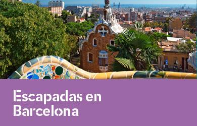 Escapadas en Barcelona
