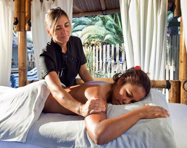Barceló Hoteles con Spa Máxima relajación